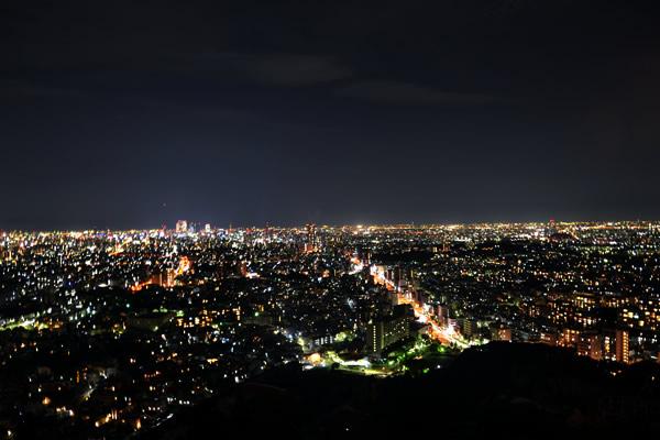 名古屋を一望できる究極の夜景スポット